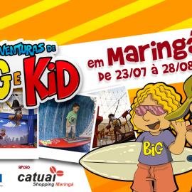 Big e Kid em Maringá