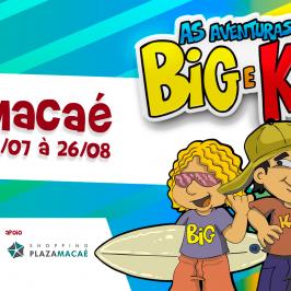 Estamos chegando em Macaé!